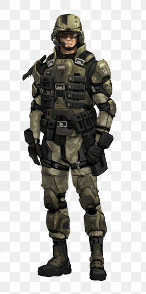 Soldier - Halo 3 Halo: Reach Halo Wars Halo 5: Guardians Halo: Combat Evolved PNG