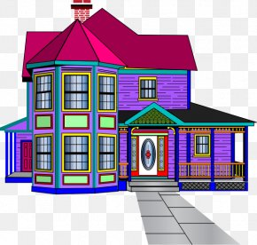 House - House Home Game Building Clip Art PNG