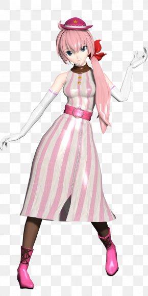 Hatsune Miku - Megurine Luka Hatsune Miku: Project DIVA Arcade Future Tone Hatsune Miku And Future Stars: Project Mirai Tricolore Airline PNG