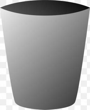 Trash Can - Rubbish Bins & Waste Paper Baskets Recycling Bin Clip Art PNG