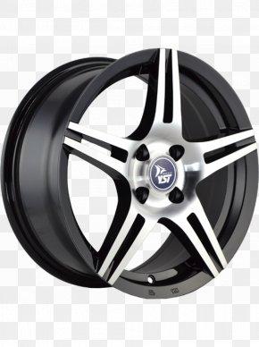 Car - BORBET GmbH Rim Car Tire Wheel PNG