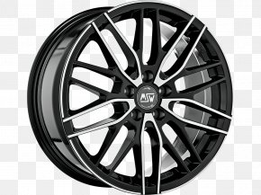 Alloy Wheel - Car Autofelge Alloy Wheel Tire OZ Group PNG