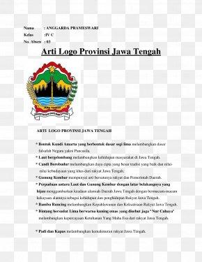 Design - Central Java Paper Brand Font PNG