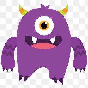 Monster Cliparts - Monster Halloween Clip Art PNG