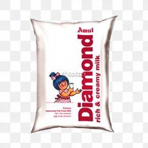 Milk - Cream Milk Amul Tetra Pak PNG