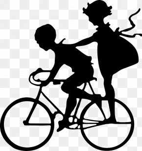 Cycling - Brother Valentine's Day Sibling Clip Art PNG