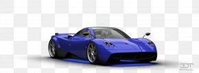 Car - Supercar Model Car Motor Vehicle Automotive Design PNG
