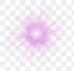 Purple Glare - Light Computer File PNG