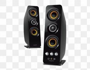 Creative - Loudspeaker Wireless Speaker Near-field Communication AptX Bluetooth PNG