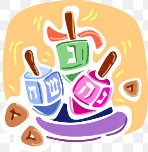 Judaism - Hanukkah Crafts Dreidel Celebration: Hanukkah Judaism PNG