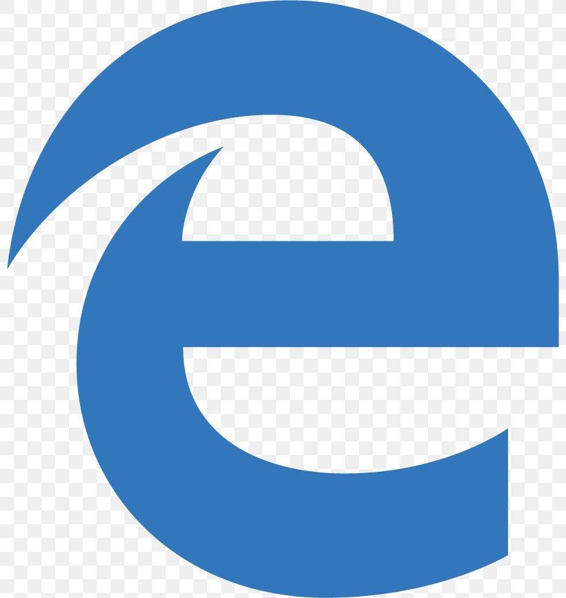 Microsoft Edge Web Browser Internet Explorer Png 800x867px Microsoft Edge Area Blue Brand Computer Software Download