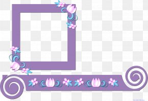 Mother's Day - Picture Frames Mother's Day Clip Art PNG