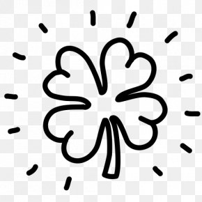 Saint Patrick's Day - Republic Of Ireland Shamrock Saint Patrick's Day Clover Clip Art PNG