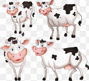 Animals Cows - Holstein Friesian Cattle Dairy Cattle Livestock Dairy Farming PNG