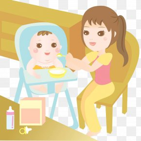Mother Feed Baby - Mother Breastfeeding Infant Child Clip Art PNG
