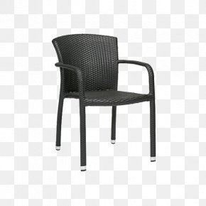 Table - Table Chair Garden Furniture Wicker PNG