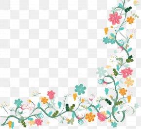 Flower Wildflower - Floral Flower Background PNG