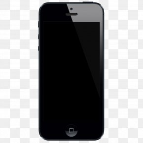 Black Iphone 7 - IPhone 5s IPhone 4S IPhone 6 IPhone 8 Plus PNG