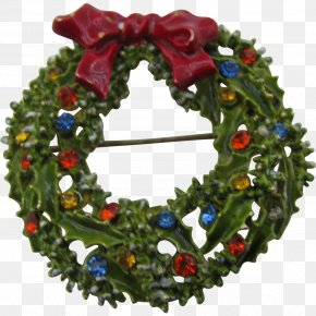 Christmas - Christmas Decoration Wreath Christmas Ornament PNG