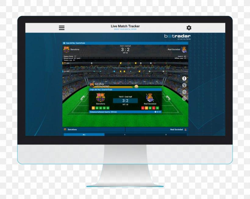 Sports betting monitor