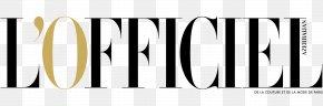 Logo Mexico - L'Officiel Logo Magazine Brand Design PNG