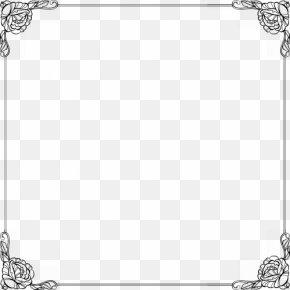 Contemporary Corner Cliparts - Wedding Invitation Credit Card Clip Art PNG