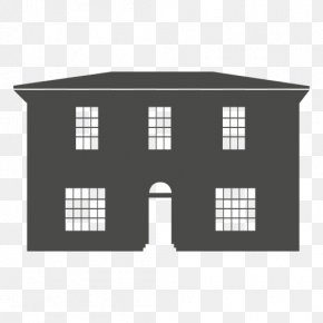House - House Silhouette Building Clip Art PNG