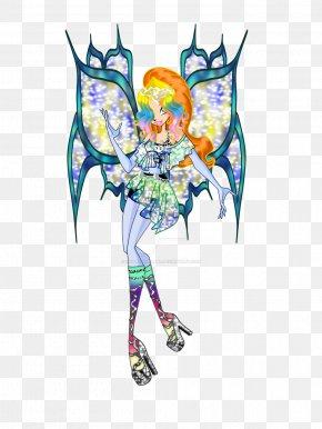 Fairy - Roxy Cartoon Valtor Comics Illustration PNG