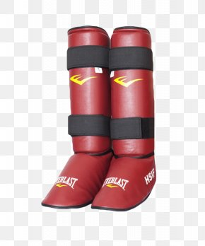 Boxing - Shin Guard Boxing Glove Everlast Combat PNG