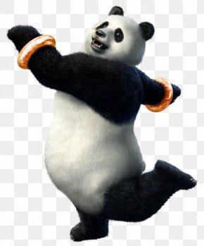 Panda - Tekken 6: Bloodline Rebellion Tekken 3 Panda PNG