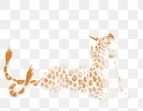 Leopard - Leopard Giraffe Felidae Lion Cheetah PNG