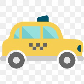 Taxi - Taxi Transport Icon PNG