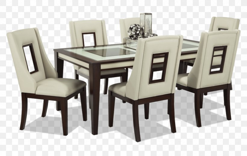 Table Dining Room Bob\'s Discount Furniture Chair, PNG ...