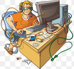 Play Game Boy - Computer Addiction Internet Addiction Disorder Video Game Addiction PNG