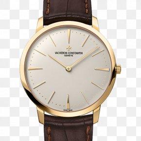 Watch - Vacheron Constantin Automatic Watch Movement Watchmaker PNG
