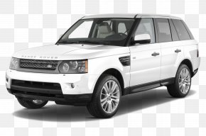 Land Rover Range Rover Sport Clipart - 2010 Land Rover Range Rover Sport 2011 Land Rover Range Rover Range Rover Evoque Car PNG