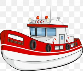 Cartoon Ship - Water Transportation Clip Art: Transportation Maritime Transport Clip Art PNG