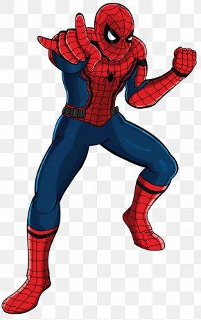 Spider-Man - Spider-Man 2099 Captain America Iron Man PNG