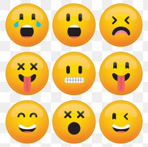 Little Yellow Face Expression Bag - Face Smiley Facial Expression Illustration PNG