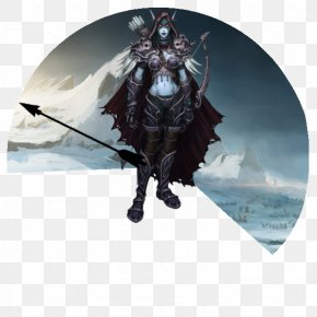 Sylvanas Windrunner - Samsung Galaxy Note 3 Legendary Creature 三星盖乐世 Note3 Mobile Phones Samsung Galaxy Note Series PNG