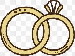 Wedding Wedding Ring - Wedding Ring Engagement Ring Clip Art PNG