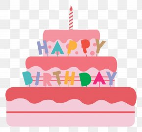 Birthday Cake - Birthday Cake Party Happy Birthday To You Greeting & Note Cards PNG