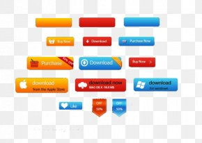 Android Download Button - Button User Interface Download Icon PNG