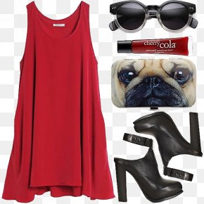 Women With Simple Literary - Pug Dog Breed PNG