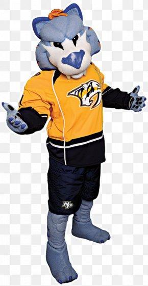 Hockey Action Shots - Nashville Predators 2012 National Hockey League All-Star Game Ice Hockey Mascot PNG