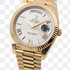 Watch - Watch Strap Rolex Day-Date Pilgrim Aidin PNG