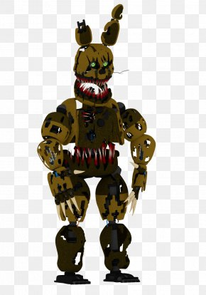 Nightmare - Five Nights At Freddy's 4 DeviantArt Drawing PNG