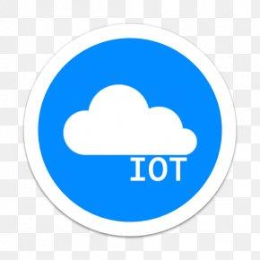Internet Of Things - Internet Of Things Logo Industry Machine PNG