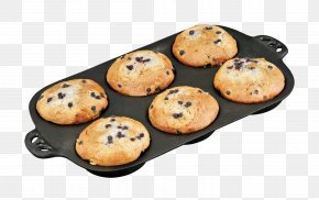 Biscuit - Muffin Cupcake Cast-iron Cookware Cast Iron PNG
