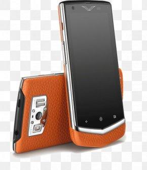 Rittal Phone - Vertu Ti Microsoft Lumia Smartphone Near-field Communication PNG
